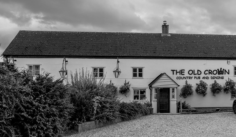 The Old Crown, Ashton, Northamptonshire