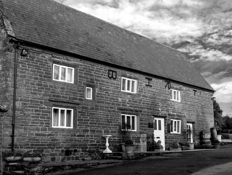Hadonstone show house, Church Lane, East Haddon