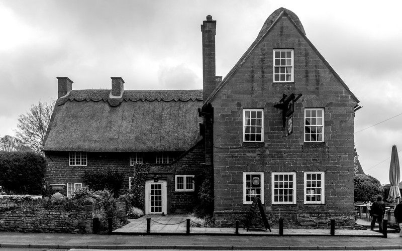 The Red Lion Hotel, Main Street, East Haddon, Northamptonshire