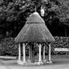 Thatched Village pump,  Main Street,  East Haddon