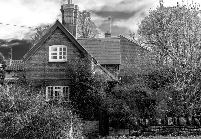 Estate Cottage, Raventhorpe Road,  Main Street,  East Haddon