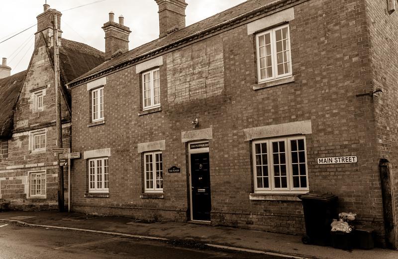 The Plough,  Main Street,  East Haddon