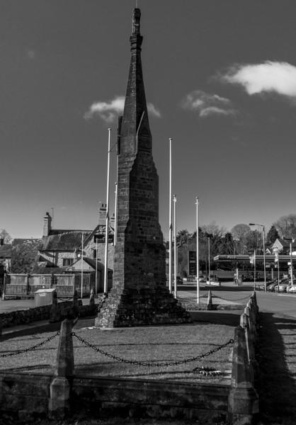 War Memorial, Flore, Northamptonshire