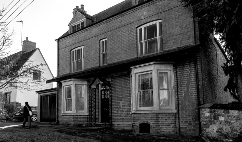 Victorian House, A45, Flore, Northamptonshire