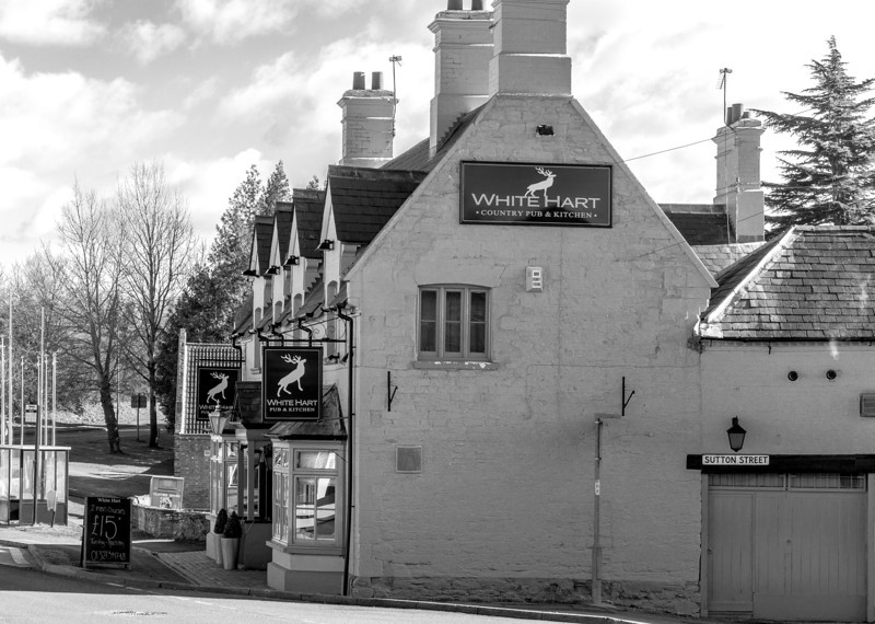 The White Hart, High Street, Flore, Northamptonshire