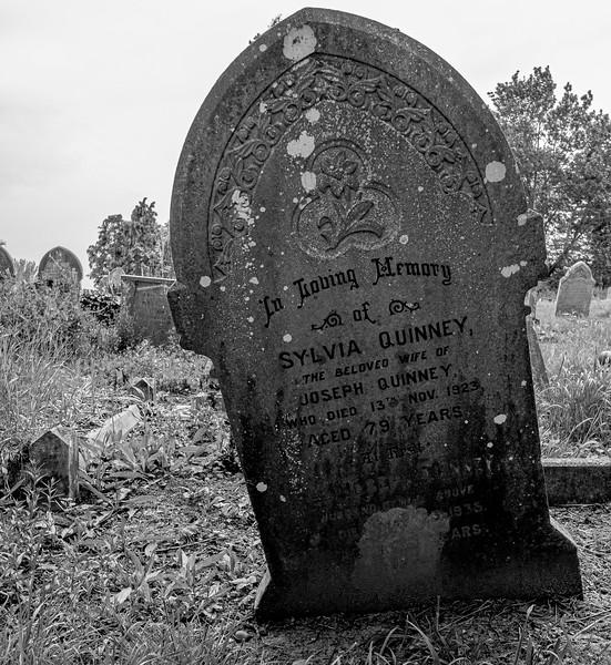 All Saints Churchyard, Flore, Northamptonshire