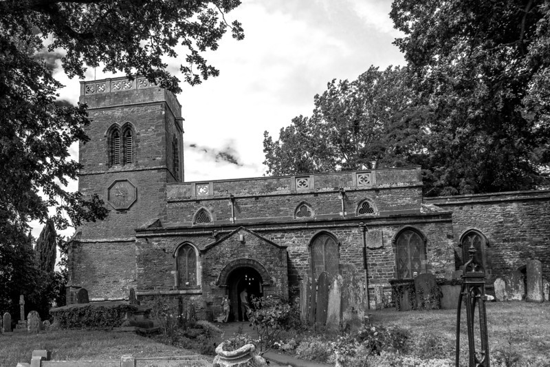 St Andrews, Church Walk, Great Billing