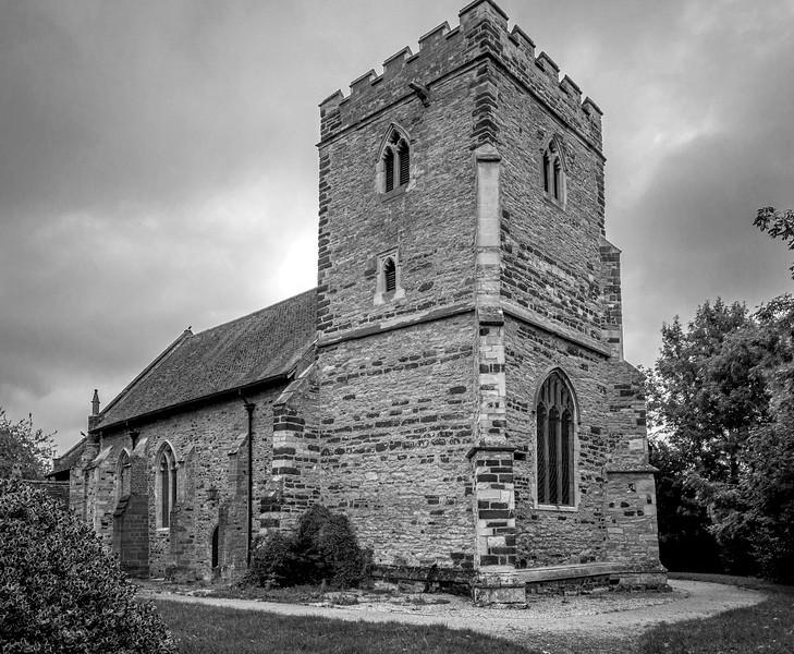 Walton Church, The Open University,Milton Keynes