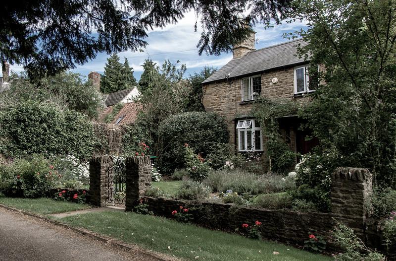 Gardens, Church Walk, Great Billing