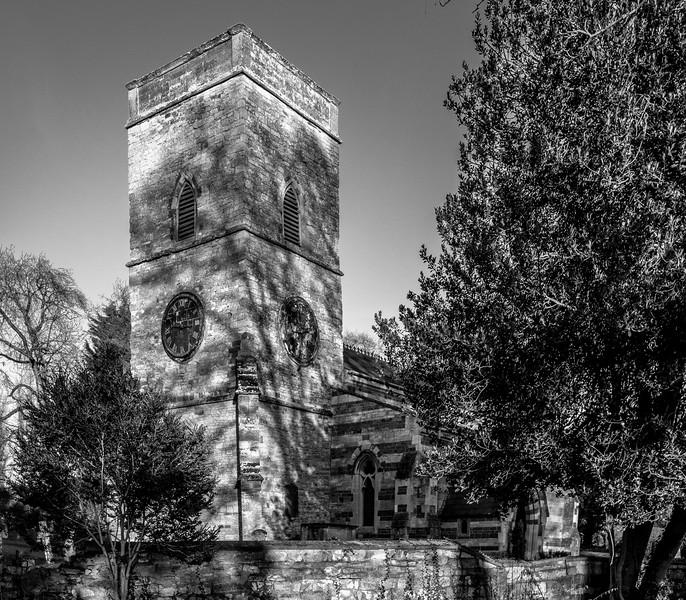 Tower, Church of Saint Mary Magdalene, Horton, Northamptonshire_