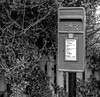 Post box, Piddington, Northamptonshire_