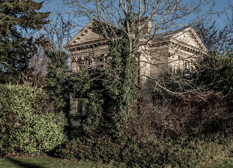 Gatehouse one, Horton, Northamptonshire
