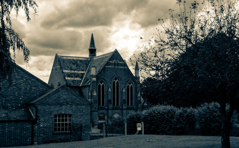 Chapel, Hackleton, Northamptonshire 2