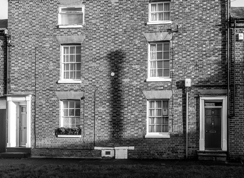 C18 Houses, The Green, Hardingstone, Northamptonshire