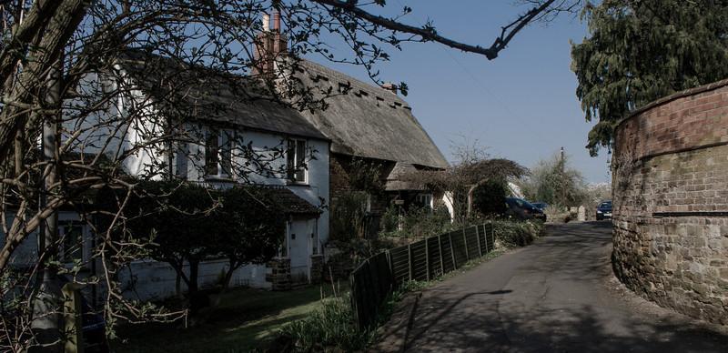 Back Lane, Parish of Hardingstone