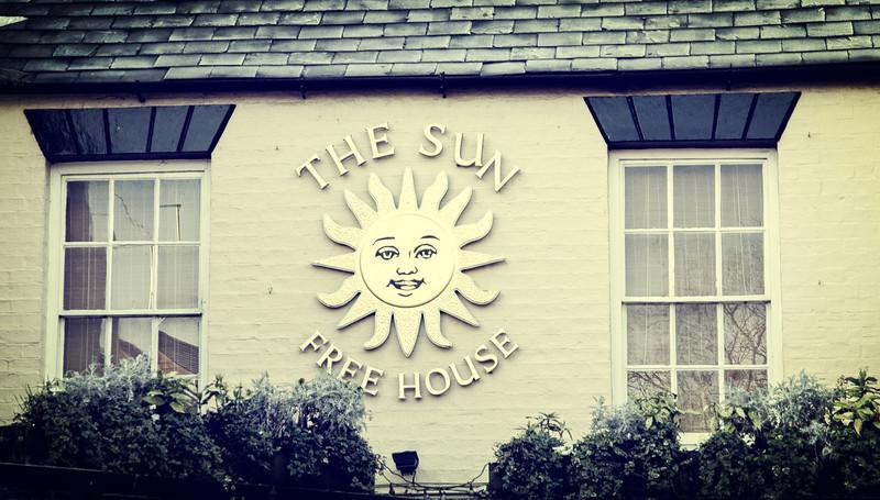 The Sun, Hardingstone_