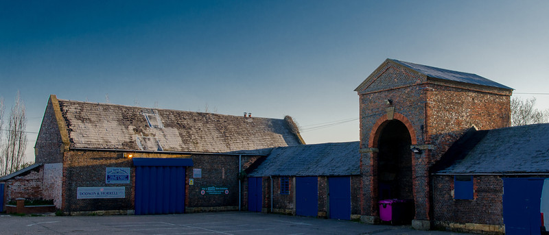 Blue Barns Farm, Hardingstone_