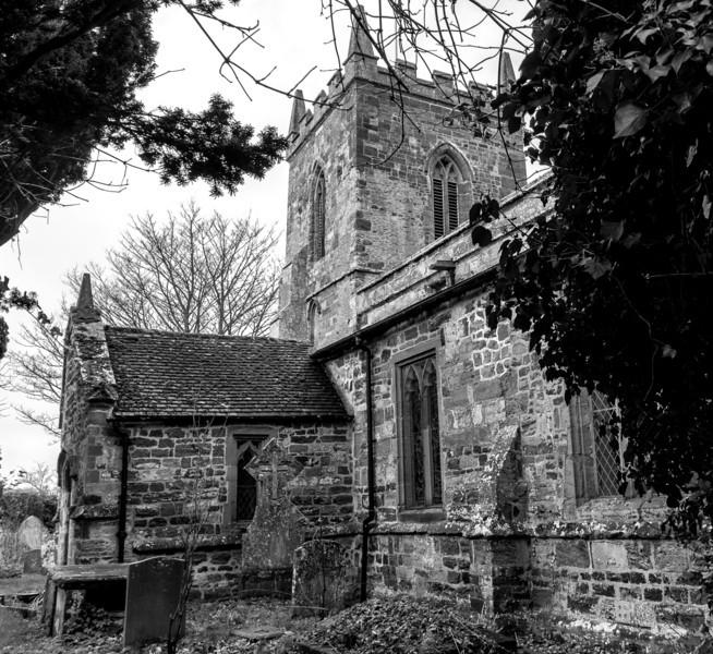 The Parish Church of St Edmund, Hardingstone