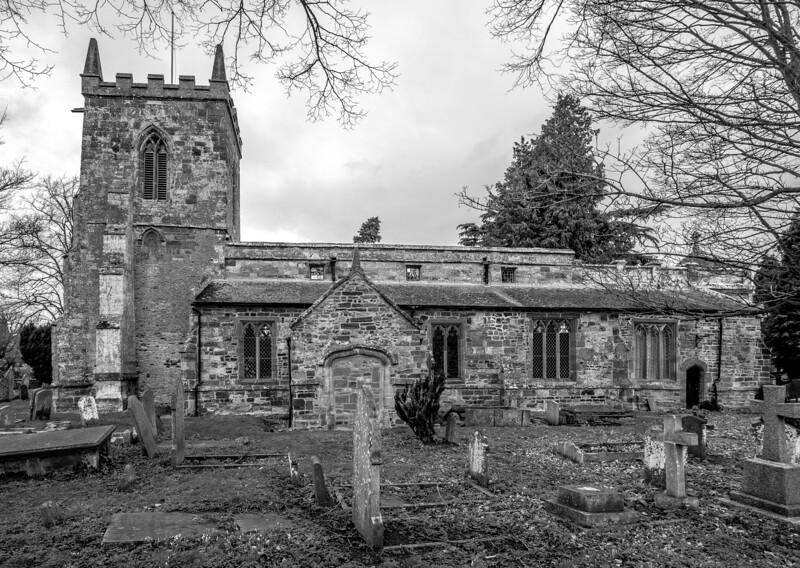 Church of Saint Edmund, Hardingstone