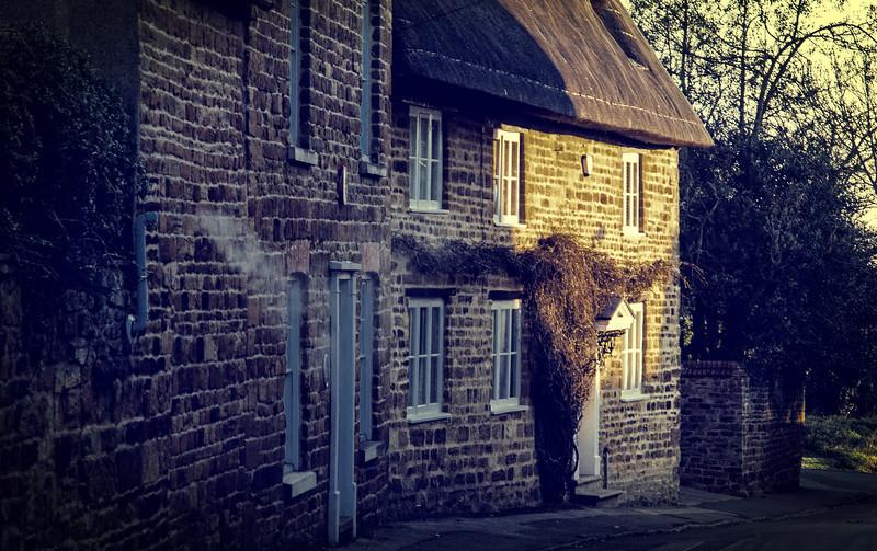 Cottages, Back Lane 2, Hardingstone_