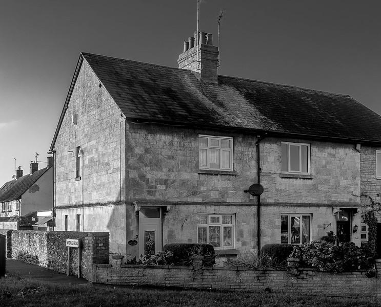Stone Corporation Houses, The Warren, Hardingstone,Northamptonshire