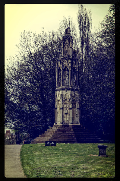 Eleanor  Cross, Hardingstone parish