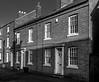 Original windows and doors, The Green, Hardingstone, Northamptonshire