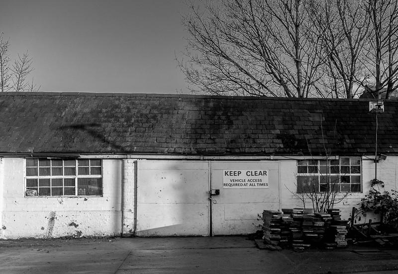 Business Units, Hardingstone, Northamptonshire_