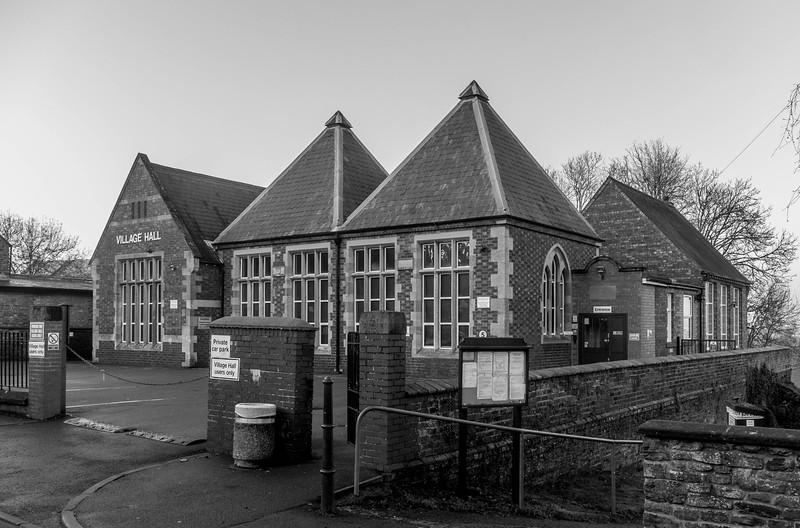 Former primary school, Hardingstone, Northamptonshire_