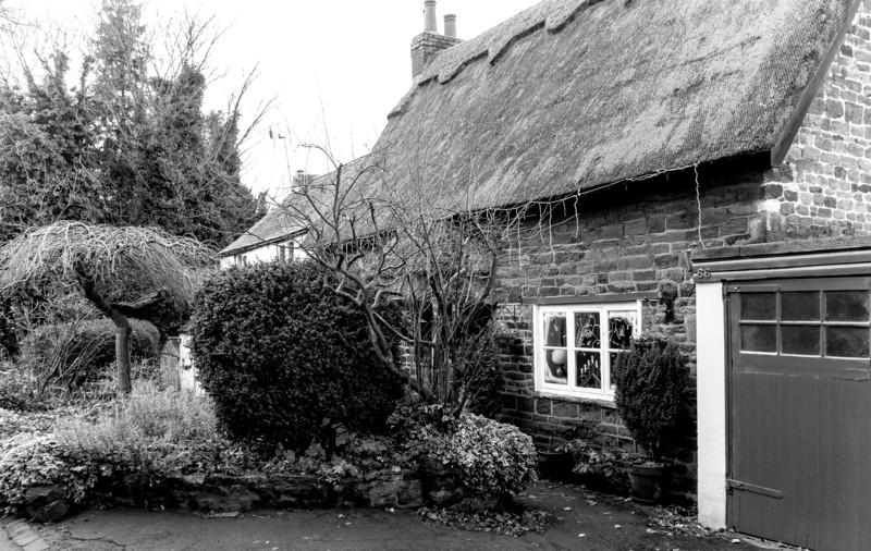 Cottage, Back Lane, Hardingstone woods