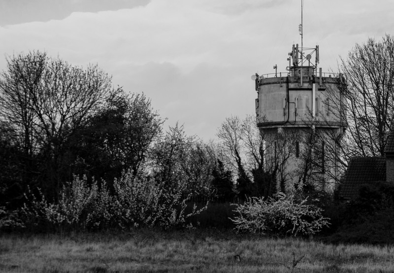 The Water Tower, Wooton