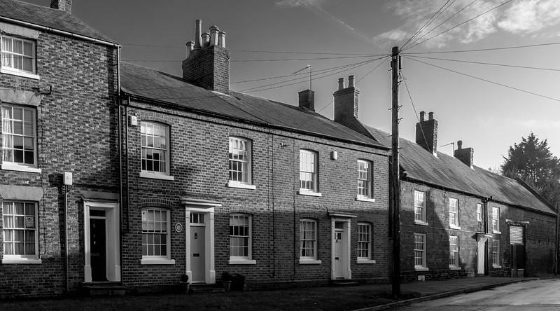 East side, The Green, Hardingstone, Northamptonshire