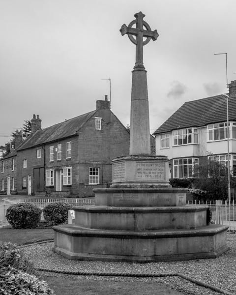 War Memorial, Hardingstone