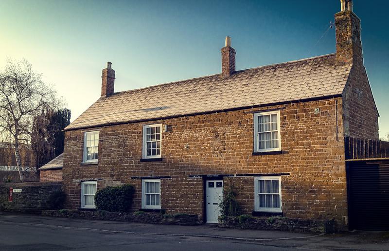Hervey House, Hardingstone_