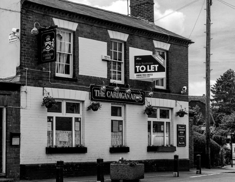 The Cardigan Arms,  Moulton, Northamptonshire