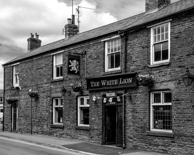 The White Lion,  Moulton, Northamptonshire