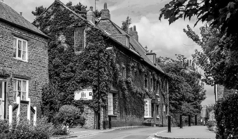 The Poplars Hotel, Moulton, Northamptonshire