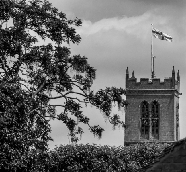 Tower, St Peter and St Paul, Moulton, Northamptonshire