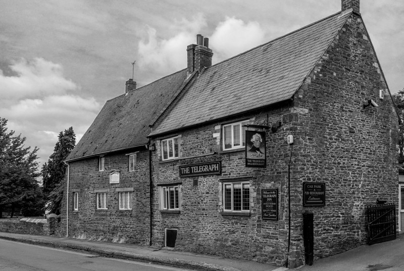 The Telegraph, Moulton, Northamptonshire
