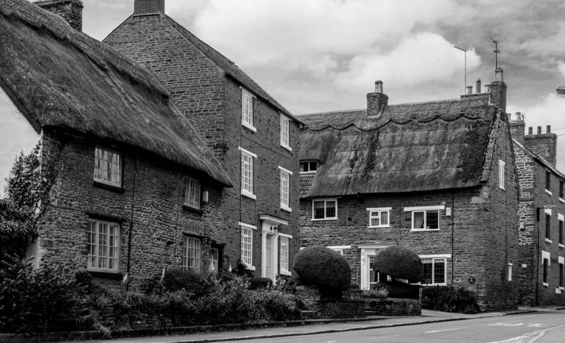 Cottages, West Street, Moulton, Northamptonshire
