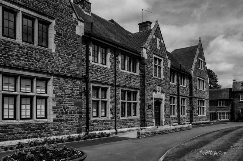 Moulton Collage, Moulton, Northamptonshire