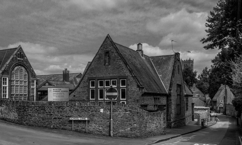 Moulton Primary School, Moulton, Northamptonshire