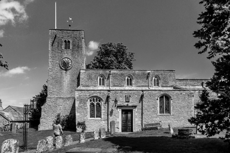 All Saints Church, Ravenstone,