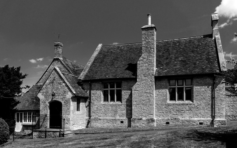 Village Hall (former school), Ravenstone