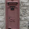 George V Post box, Stoke Goldington