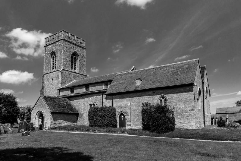 St Peter's Church, Stoke Goldington