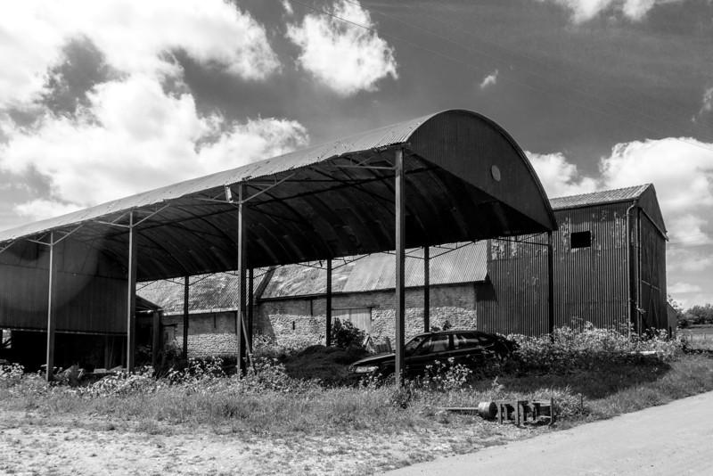 Farm out-buildings, Stoke Goldington