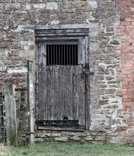 Doorway, Kilsby Road, Watford, Northamptonshire