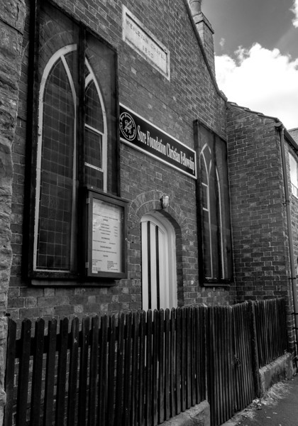 Former Wesleyan Chapel, High Street, Weston Favell, Northampton