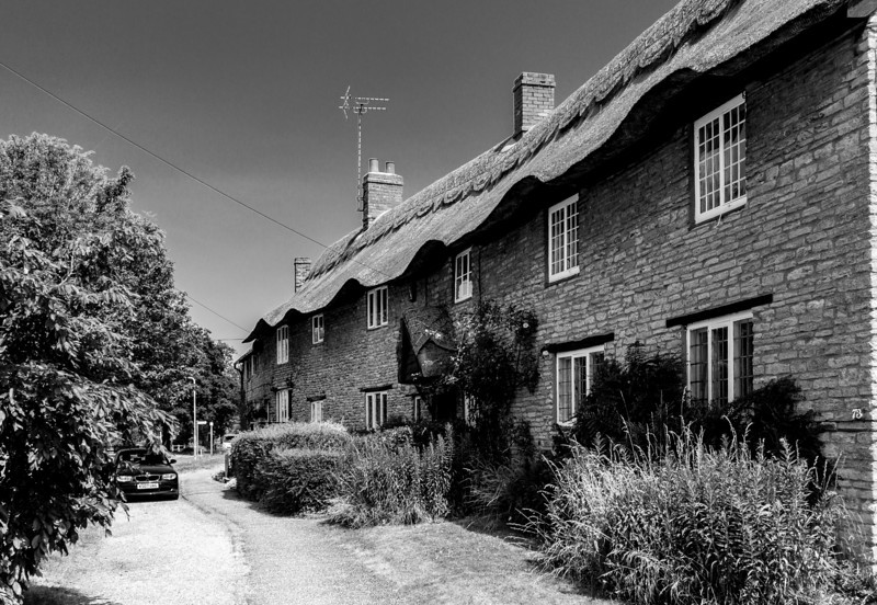 Cottages, High Street, Yardley Hastings, Northamptonshire